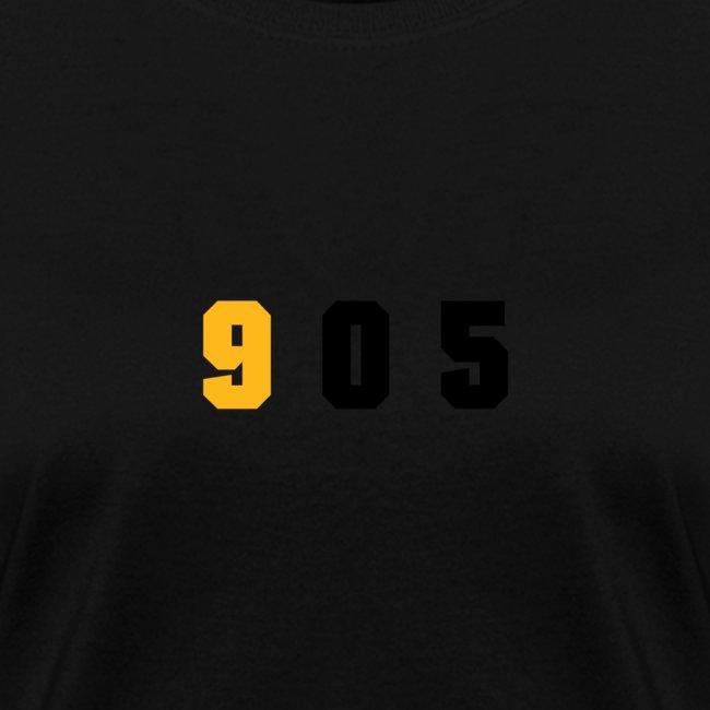905 B