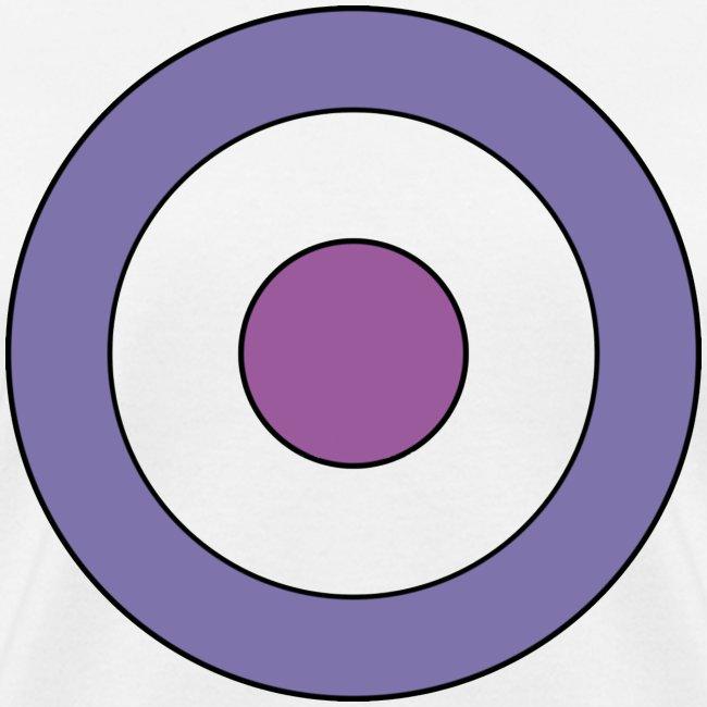 Hawkeye bullseye gif