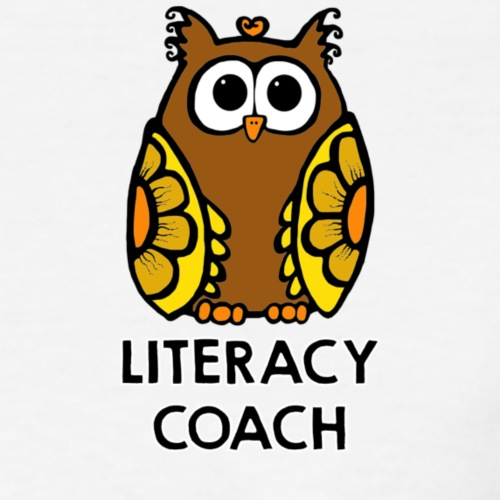 literacy coach png - Women's T-Shirt