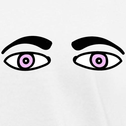 Pink Eyes - Women's T-Shirt