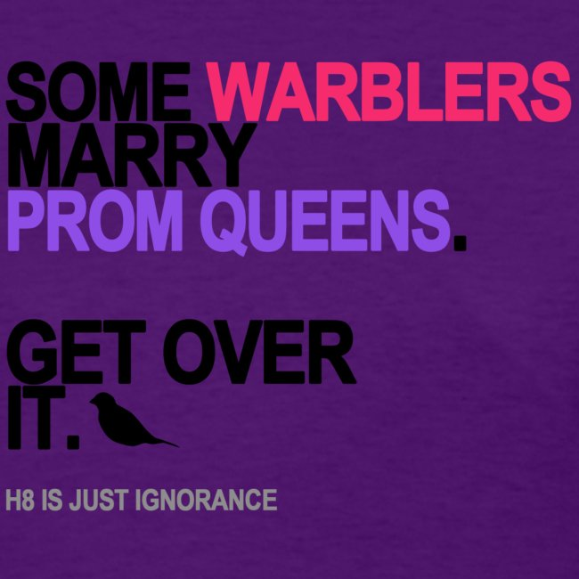 some warblers marry prom queens lg trans