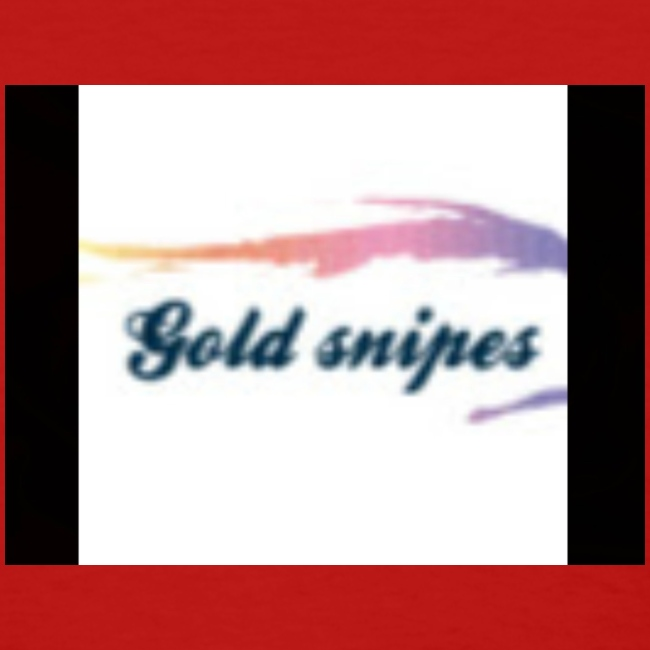 Kids Gold snipes Tshirt