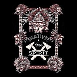 Native free spirit
