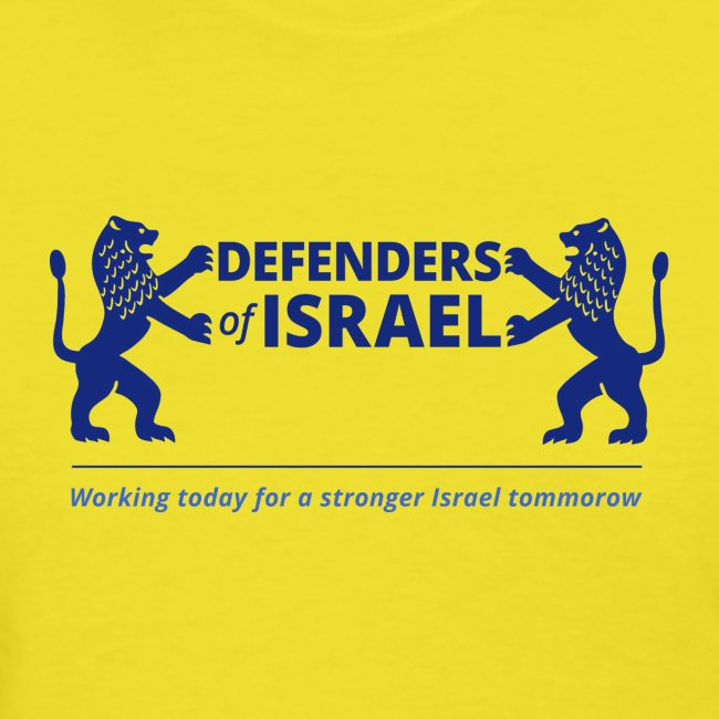 Defenders Of Israel
