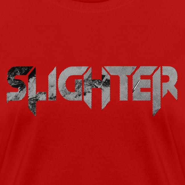 Slighter Line Glitch Logo