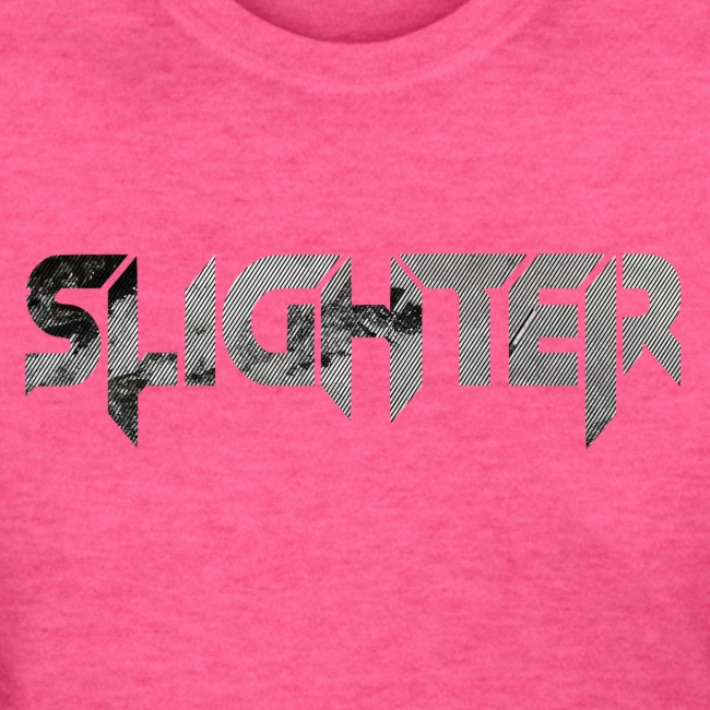 Slighter Line Glitch Logo