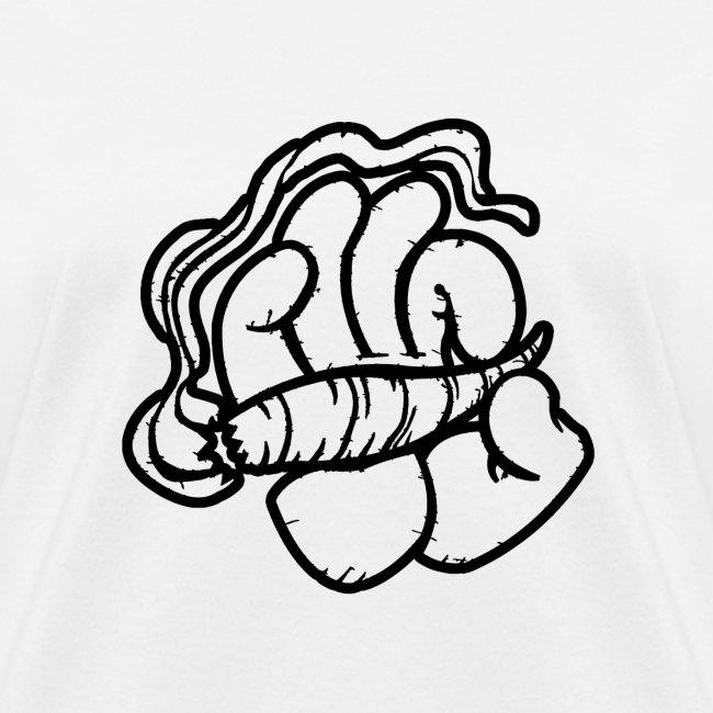 SMOKING HAND - HOODIE / SHIRT