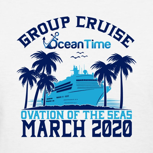 Ocean Time Group Cruise Ovation 2020