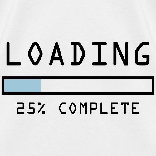 loading 25% - Women's T-Shirt