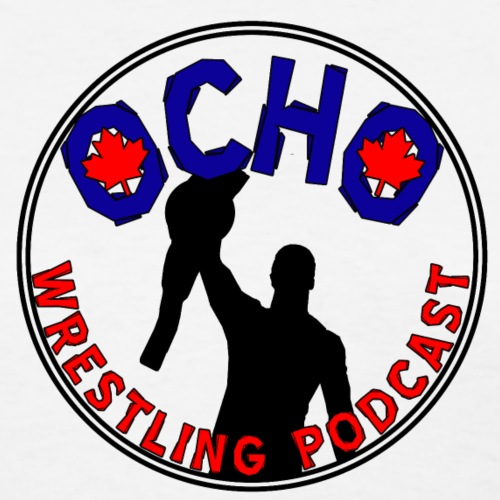 Ocho Wrestling Podcast Logo 02 transparent - Women's T-Shirt
