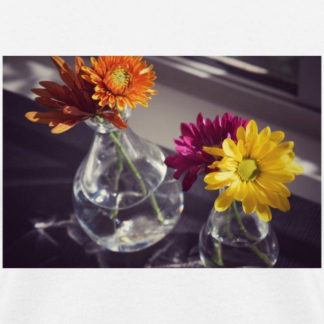 sweet morning flowers
