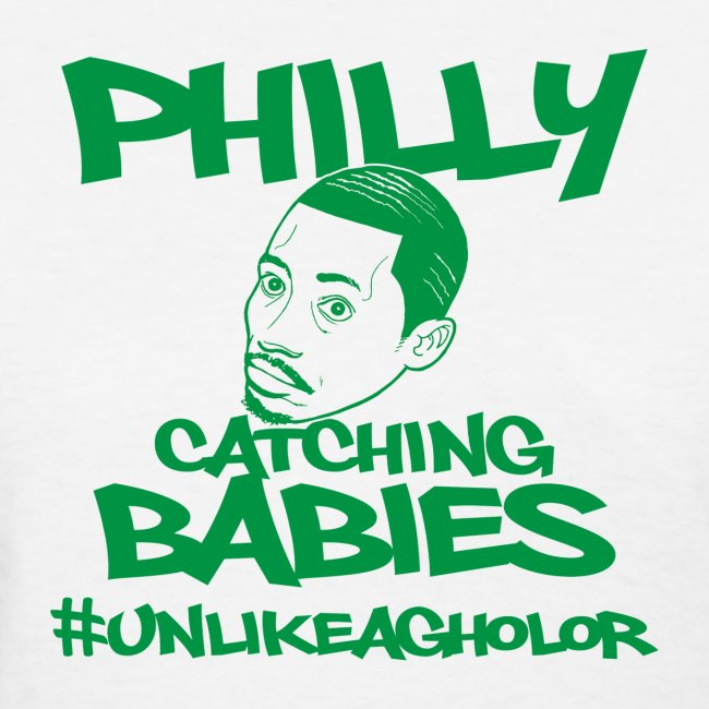 #UnlikeAgholor Green