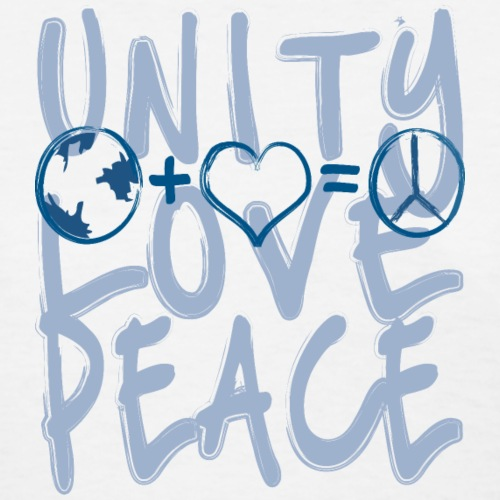 Unity Love Peace - Women's T-Shirt