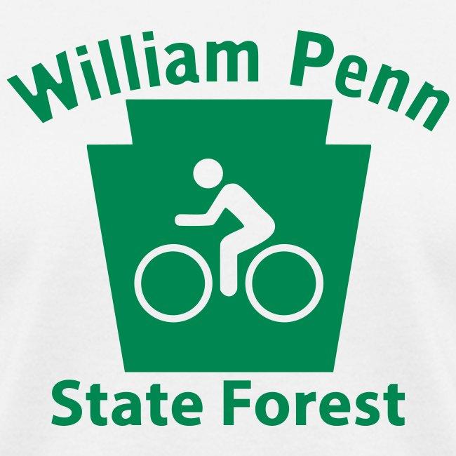 William Penn State Forest Keystone Biker
