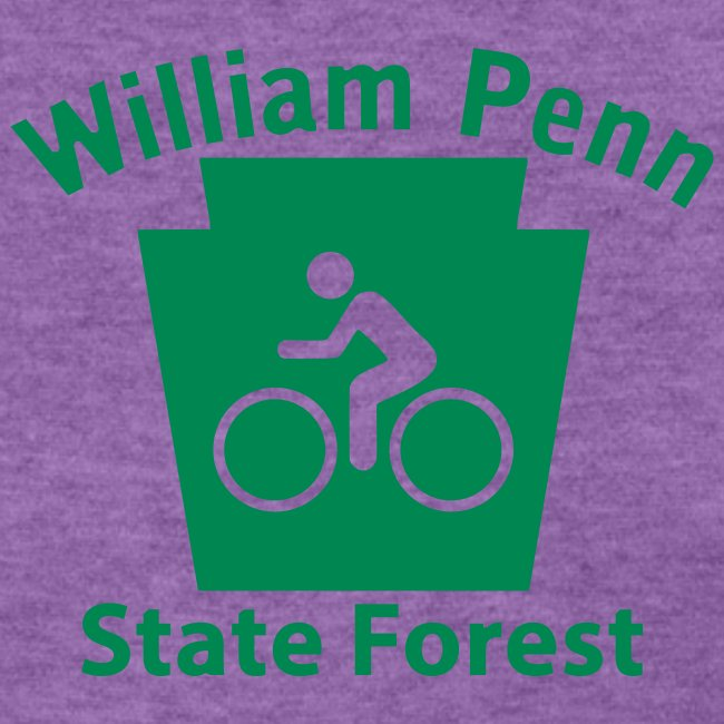 William Penn State Forest Keystone Biker