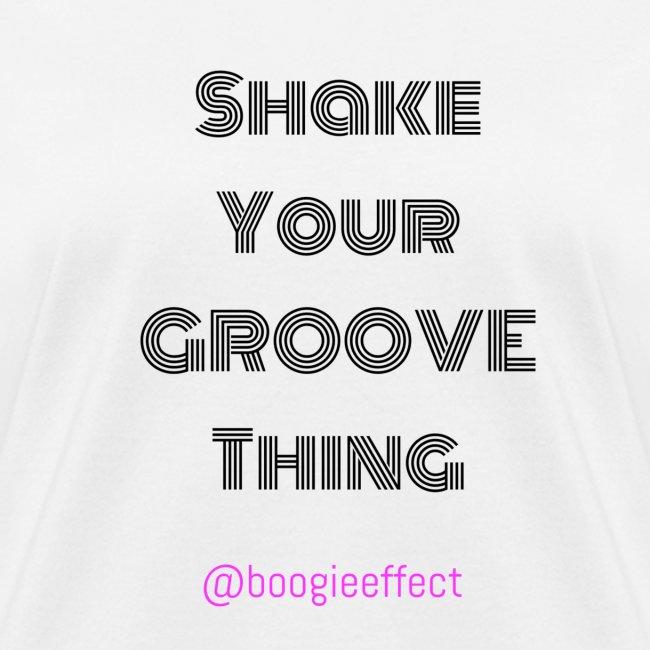 Shake your groove thing dark