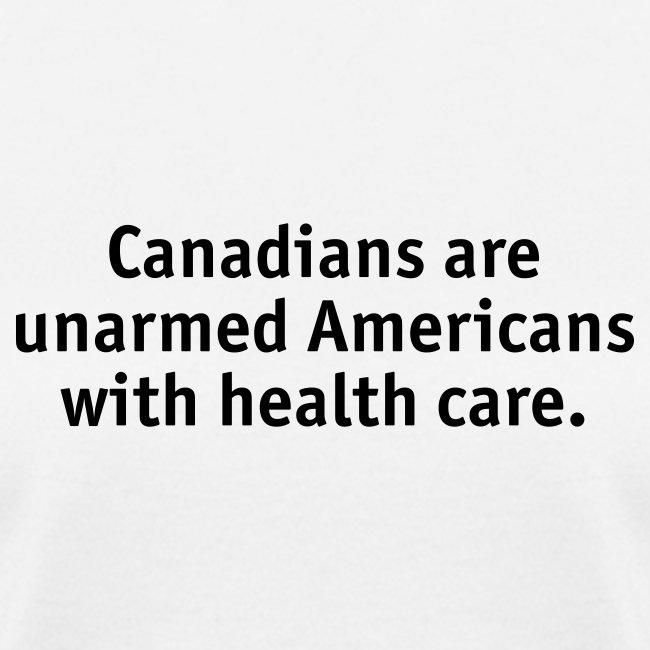 Unarmed Americans
