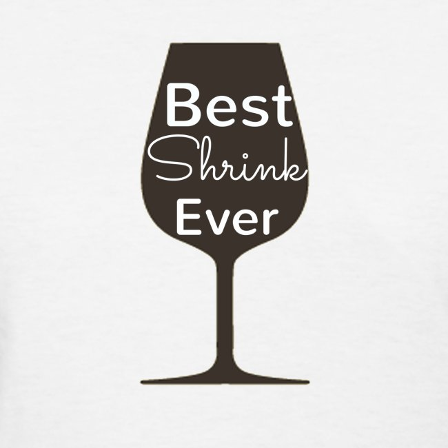 Alcohol Shrink Is The Best Shrink