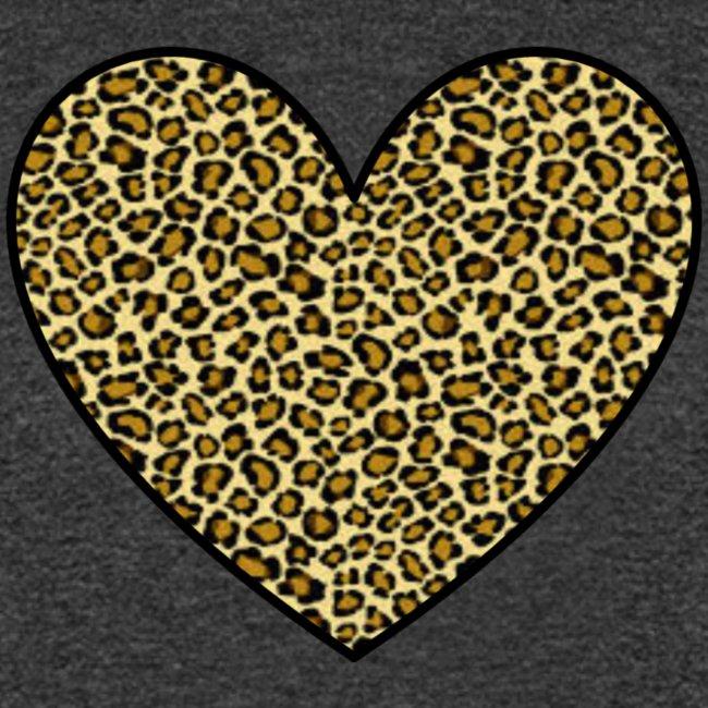 leopard heart png