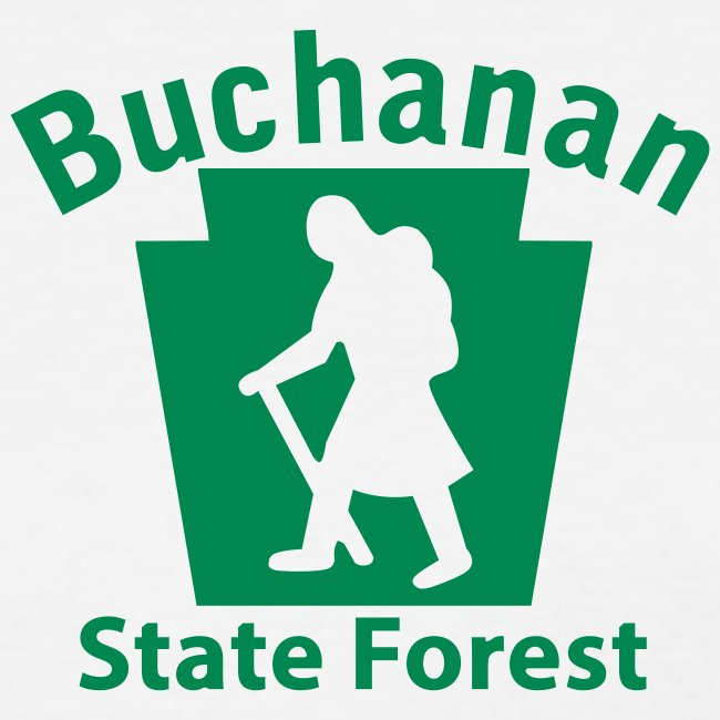 Buchanan State Forest Keystone Hiker female