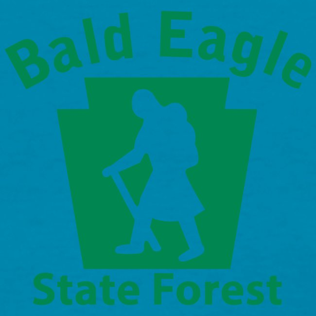 Bald Eagle State Forest Keystone Hiker female