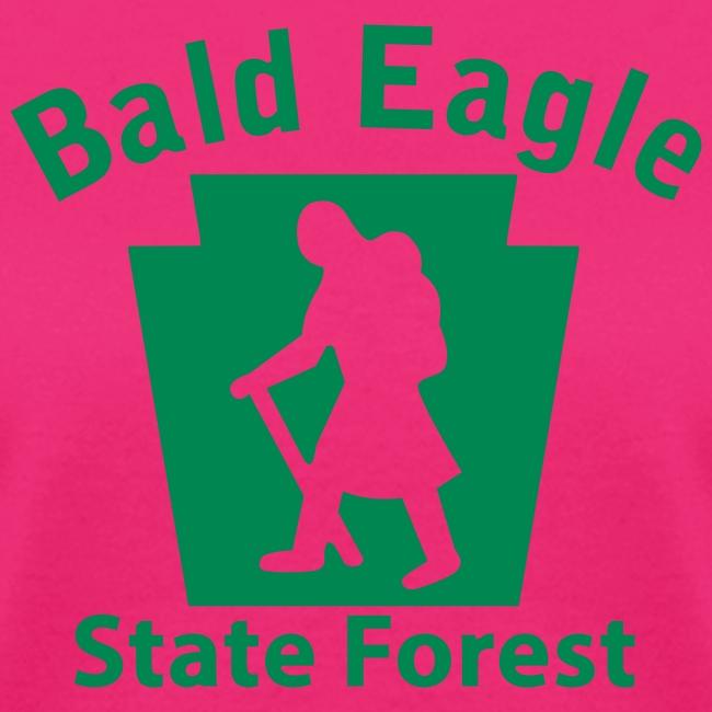 Bald Eagle State Forest Keystone Hiker female