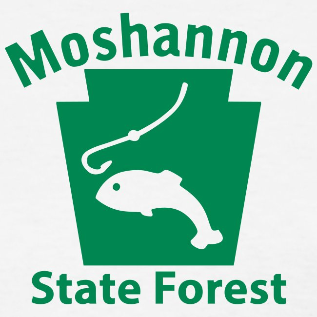 Moshannon State Forest Fishing Keystone PA