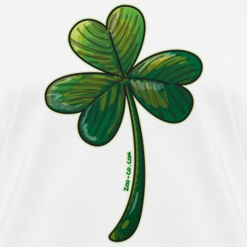 Saint Paddy's Day Clover - Women's T-Shirt