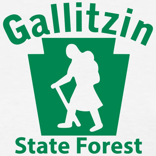 Gallitzin State Forest Keystone Hiker female
