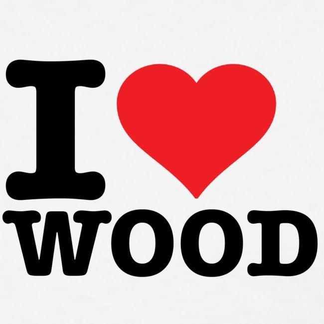 I heart wood