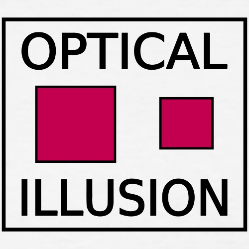 opticalillusion2 - Women's T-Shirt
