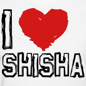 I LOVE SHISHA! - Women's T-Shirt