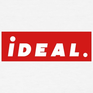 ideal Logo Red - Women's T-Shirt