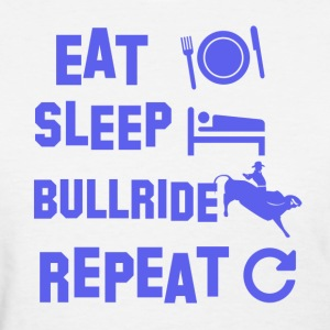 BULLride design - Women's T-Shirt