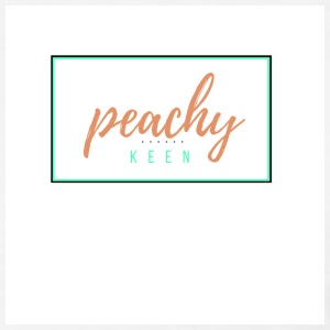 peachy keen - Women's T-Shirt