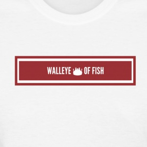Walleye King of Fish - Women's T-Shirt