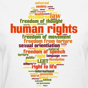 human rights - Women's T-Shirt