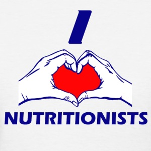 NUTRITIONIST DESIGN - Women's T-Shirt