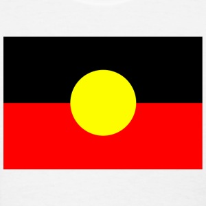 ABORIGINAL FLAG - Women's T-Shirt