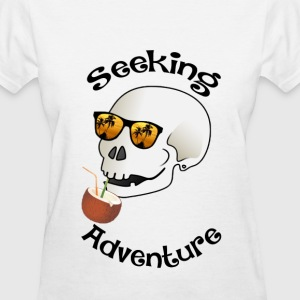 Summer Skull - Women's T-Shirt