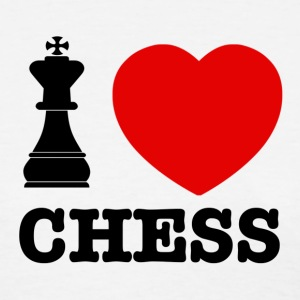 chess love - Women's T-Shirt