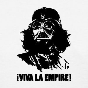 Darth Vader Che Guevara Viva La Empire - Women's T-Shirt