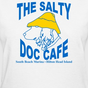 The Salty Dog Cafe - Women's T-Shirt