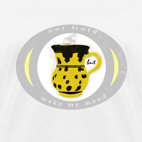 peace & hot drinks - Women's T-Shirt