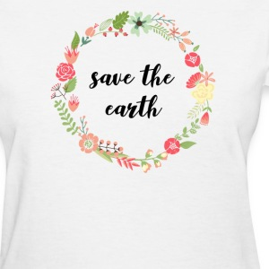 Earth Day T-Shirt - Women's T-Shirt