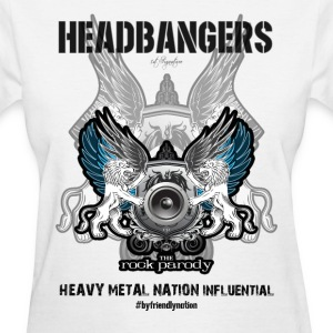 We, The HeadBangers - Women's T-Shirt