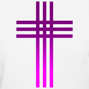 Catholic Cross - Women's T-Shirt