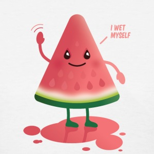 I Wet Myself - Watermelon - Women's T-Shirt