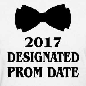 Class of 2017 Prom Designated Date - Women's T-Shirt