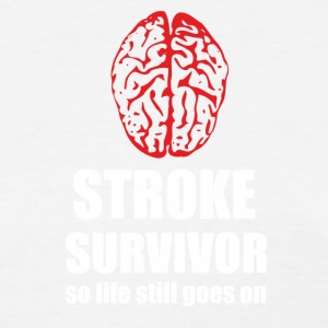 stroke survivor - Women's T-Shirt